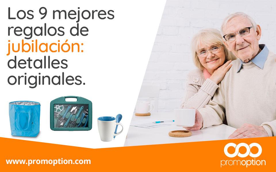 regalos personalizados para jubilacion