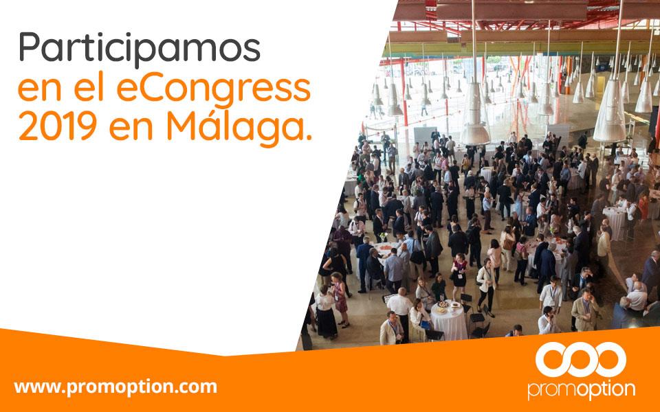 participamos en el econgress malaga