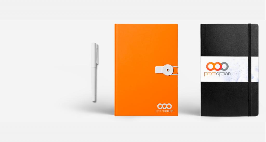 Material de oficina personalizado con logo