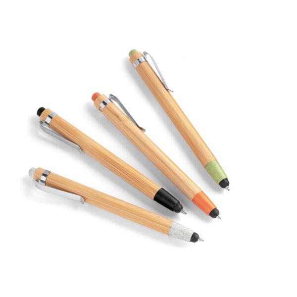 bolígrafos de madera