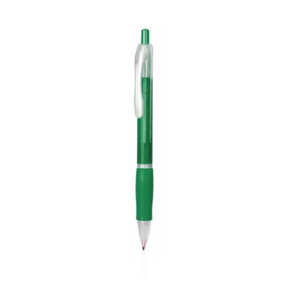 Bolígrafo personalizado de color verde