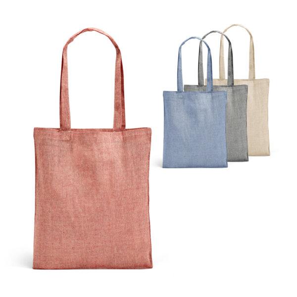 Bolsa de algodón personalizable de colores