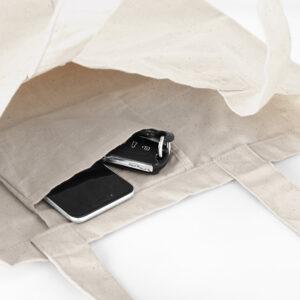 Bolsa de algodón personalizable