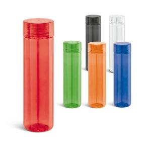 Botellas de plastico personalizadas de colores
