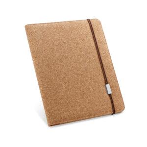 cuaderno personalizado de corcho