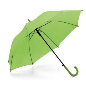 Paraguas personalizado verde claro