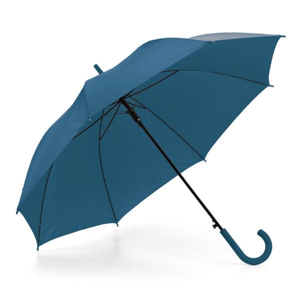Paraguas personalizado azul oscuro