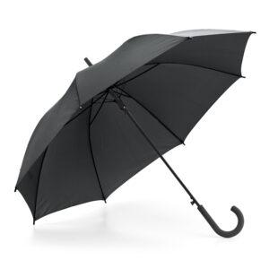 Paraguas personalizado negro