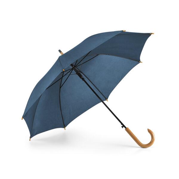 Paraguas personalizado de color azul