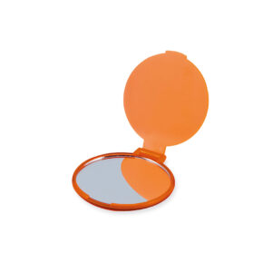 Espejito personalizado naranja