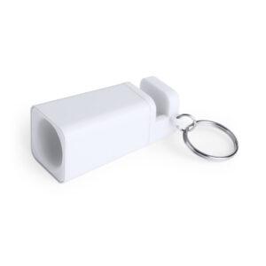 llavero-personalizado-altavoz-blanco