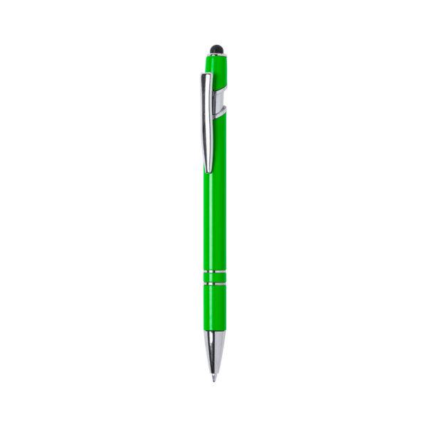 Bolígrafo-puntero-personalizado-verde